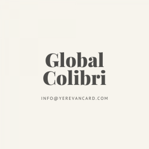 Global Colibri LLC, Yerevan Card program